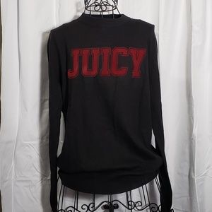 Black Juicy Couture Sweater